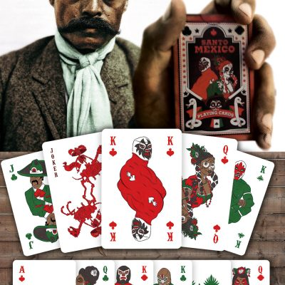 Playing-Cards-santo-Mexico