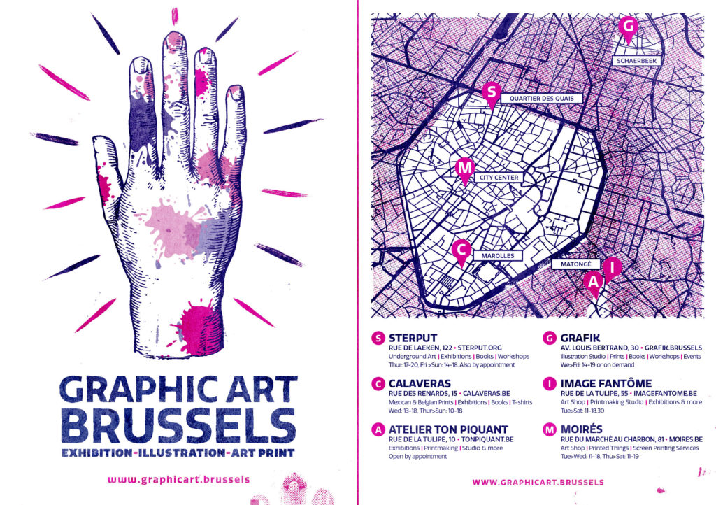 Graphic Art Brussels